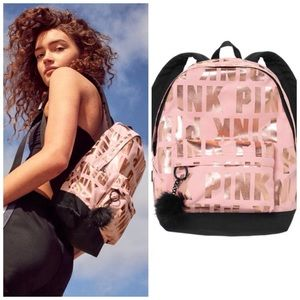 ‼️NEW VS Pink Backpack‼️
